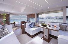 thumbnail-2 Sunseeker International 56.0 feet, boat for rent in Zadar region, HR