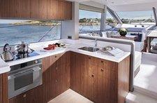 thumbnail-6 Sunseeker International 56.0 feet, boat for rent in Zadar region, HR