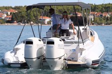 thumbnail-19 ZAR FORMENTI SRL 27.0 feet, boat for rent in Zadar region, HR