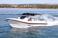 thumbnail-18 ZAR FORMENTI SRL 27.0 feet, boat for rent in Zadar region, HR