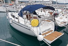 thumbnail-7 Bavaria Yachtbau 32.0 feet, boat for rent in Split region, HR