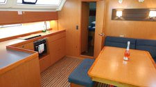thumbnail-10 Bavaria Yachtbau 46.0 feet, boat for rent in Saronic Gulf, GR
