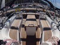 thumbnail-12 Bavaria Yachtbau 46.0 feet, boat for rent in Saronic Gulf, GR