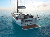 thumbnail-4 Bavaria Yachtbau 53.0 feet, boat for rent in Split region, HR