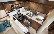 thumbnail-8 Bavaria Yachtbau 53.0 feet, boat for rent in Zadar region, HR
