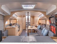 thumbnail-2 Bénéteau 37.0 feet, boat for rent in Dubrovnik region, HR