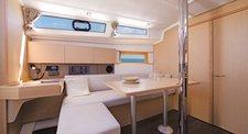 thumbnail-7 Bénéteau 37.0 feet, boat for rent in Zadar region, HR