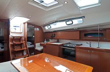thumbnail-8 Bénéteau 39.0 feet, boat for rent in Split region, HR