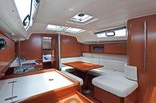 thumbnail-7 Bénéteau 39.0 feet, boat for rent in Split region, HR