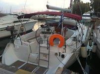 thumbnail-6 Bénéteau 41.0 feet, boat for rent in Saronic Gulf, GR