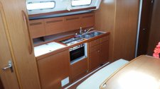 thumbnail-11 Bénéteau 43.0 feet, boat for rent in Zadar region, HR