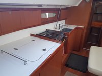 thumbnail-8 Bénéteau 46.0 feet, boat for rent in Saronic Gulf, GR