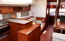 thumbnail-6 Bénéteau 55.0 feet, boat for rent in Split region, HR