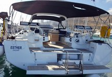 thumbnail-9 Bénéteau 55.0 feet, boat for rent in Split region, HR