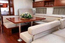 thumbnail-8 Bénéteau 55.0 feet, boat for rent in Split region, HR