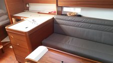 thumbnail-6 Dufour Yachts 33.0 feet, boat for rent in Zadar region, HR