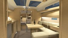thumbnail-7 Dufour Yachts 36.0 feet, boat for rent in Ionian Islands, GR