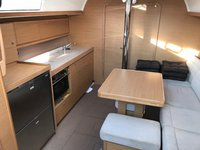thumbnail-2 Dufour Yachts 36.0 feet, boat for rent in Kvarner, HR