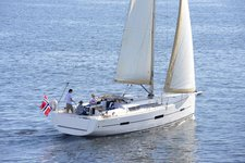 thumbnail-3 Dufour Yachts 41.0 feet, boat for rent in Kvarner, HR