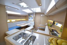 thumbnail-7 Dufour Yachts 41.0 feet, boat for rent in Tuscany, IT