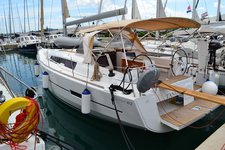 thumbnail-8 Dufour Yachts 41.0 feet, boat for rent in Zadar region, HR
