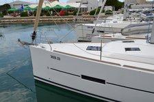 thumbnail-14 Dufour Yachts 41.0 feet, boat for rent in Zadar region, HR