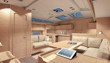 thumbnail-2 Dufour Yachts 46.0 feet, boat for rent in Zadar region, HR