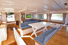 thumbnail-14 Fethiye Shipyard 90.0 feet, boat for rent in Split region, HR
