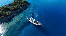 thumbnail-6 Fethiye Shipyard 90.0 feet, boat for rent in Split region, HR