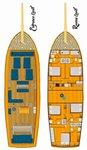 thumbnail-2 Fethiye Shipyard 90.0 feet, boat for rent in Split region, HR