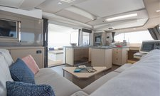 thumbnail-12 Fountaine Pajot 45.0 feet, boat for rent in Saronic Gulf, GR