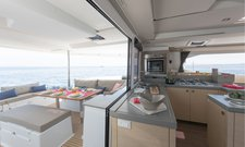 thumbnail-13 Fountaine Pajot 45.0 feet, boat for rent in Saronic Gulf, GR