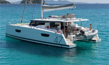 thumbnail-1 Fountaine Pajot 45.0 feet, boat for rent in Saronic Gulf, GR