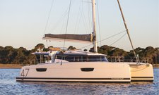 thumbnail-9 Fountaine Pajot 45.0 feet, boat for rent in Saronic Gulf, GR