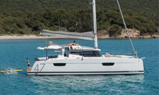 thumbnail-16 Fountaine Pajot 45.0 feet, boat for rent in Saronic Gulf, GR