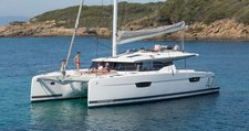 thumbnail-1 Fountaine Pajot 45.0 feet, boat for rent in Split region, HR