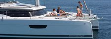 thumbnail-20 Fountaine Pajot 45.0 feet, boat for rent in Split region, HR