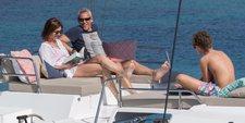thumbnail-13 Fountaine Pajot 45.0 feet, boat for rent in Split region, HR