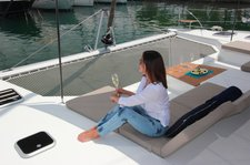 thumbnail-6 Fountaine Pajot 49.0 feet, boat for rent in Cyclades, GR
