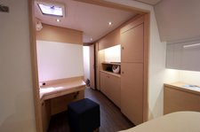 thumbnail-10 Fountaine Pajot 49.0 feet, boat for rent in Cyclades, GR