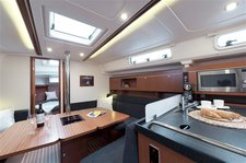 thumbnail-6 Hanse Yachts 37.0 feet, boat for rent in Split region, HR