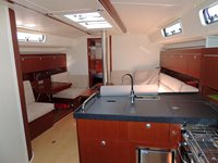 thumbnail-7 Hanse Yachts 40.0 feet, boat for rent in Saronic Gulf, GR