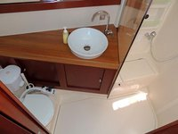 thumbnail-4 Hanse Yachts 40.0 feet, boat for rent in Saronic Gulf, GR