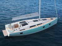 thumbnail-1 Hanse Yachts 40.0 feet, boat for rent in Zadar region, HR