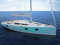 thumbnail-2 Hanse Yachts 40.0 feet, boat for rent in Zadar region, HR
