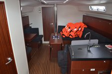 thumbnail-19 Hanse Yachts 40.0 feet, boat for rent in Zadar region, HR