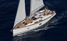 thumbnail-1 Hanse Yachts 45.0 feet, boat for rent in Kvarner, HR