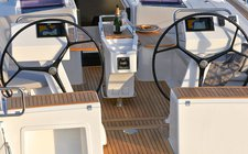 thumbnail-7 Hanse Yachts 45.0 feet, boat for rent in Kvarner, HR
