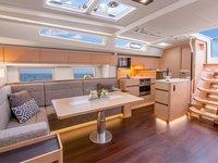 thumbnail-15 Hanse Yachts 53.0 feet, boat for rent in Split region, HR