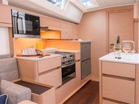thumbnail-9 Hanse Yachts 53.0 feet, boat for rent in Split region, HR
